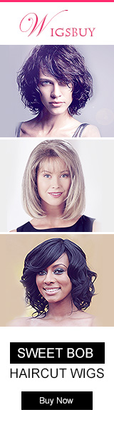 Wigsbuy Cute Bob Hairstyles Wigs for Women Sales Online
