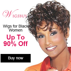 Wigsbuy Lace Front African American Wigs for Black Women Sales Online