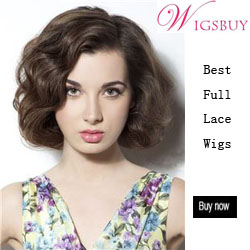 Wigsbuy Best Human Hair Full Lace Wigs