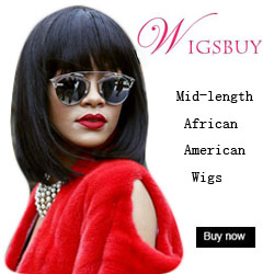 Wigsbuy Medium Length Afro Hairstyles Wigs