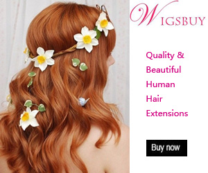 Wigsbuy Qulity & Beautiful Human Hair Extensions