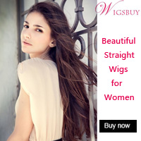 Wigsbuy Beautiful Kinky Straight Wigs